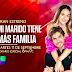 """Zuria Vega y Daniel Arenas """"agrandan"""" la familia en lo nuevo de Univisión"""