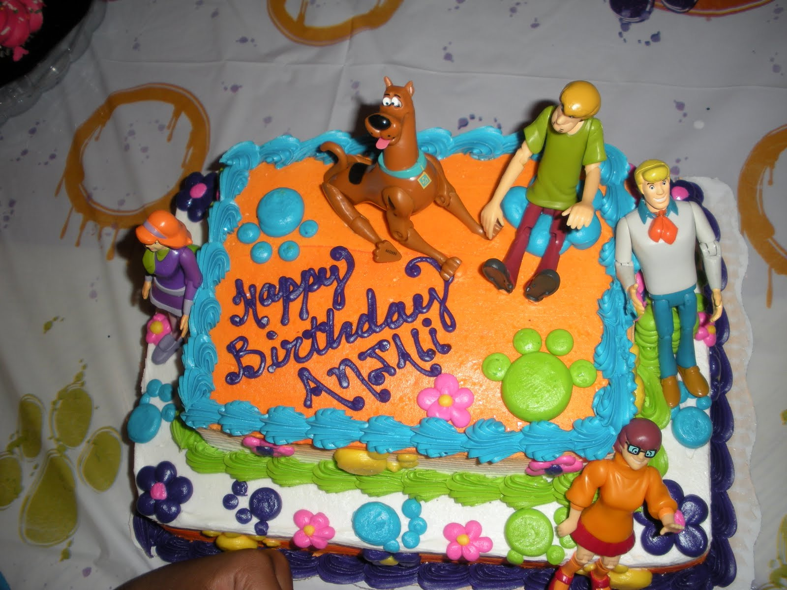 2 Kids A Hobby And A Clinic Scooby Doo Decoration