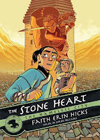 Review: The Stone Heart by Faith Erin Hicks