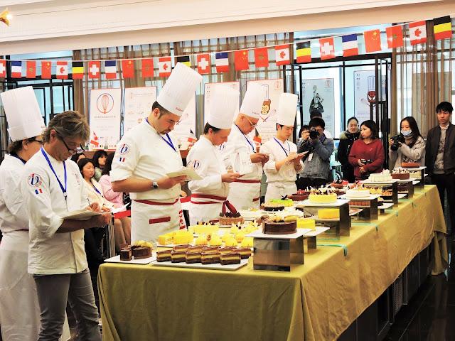 Fête de la francophonie en Chine - Résidence de pâtisserie - Les jours 3 et 4 du concours des jeunes pâtissiers francophones à l'école Belle Vie de Changsha