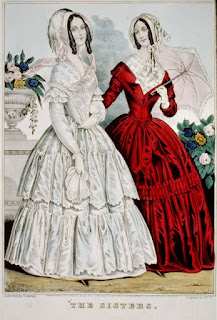 The Sisters by Currier & Ives