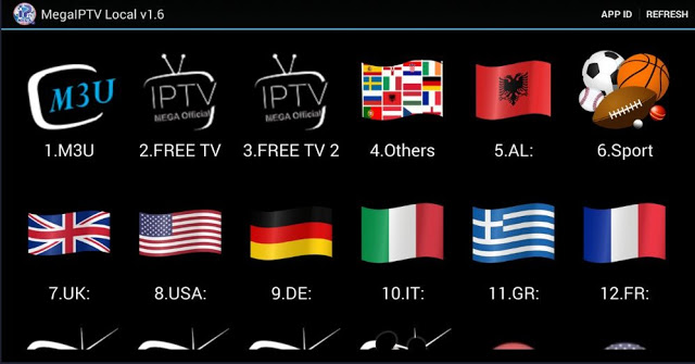 7AT-IPTV: Mega IPTV APK 2019 - 7AT-IPTV
