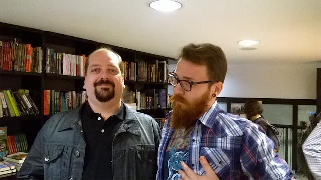 Mauricio R B Campos e Thiago P. Zanetic
