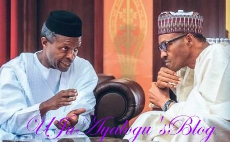 Cabinet Shake-up: Ministers Panic As Buhari, Osinbajo, APC Govs In Serious COLD WAR, Oyegun Too Unhappy