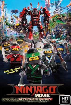The LEGO Ninjago Movie [1080p] [Latino-Ingles] [MEGA]