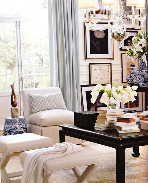 Chinoiserie Chic A Classic Modern Living Room