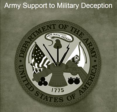 Military Deception – A Handbook