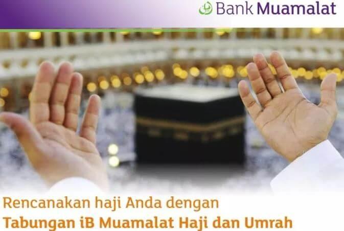 Cara Membuka Tabungan Haji Di Bank Muamalat