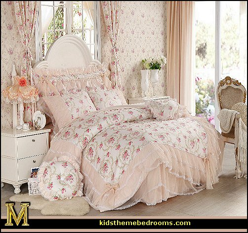 Vintage Bedroom: Decorating Theme Bedrooms