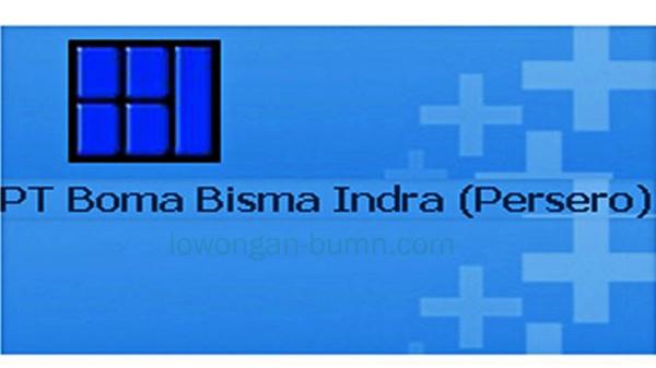 Lowongan Kerja BUMN PT Boma Bisma Indra (Persero) Hingga 09 Februari 2017