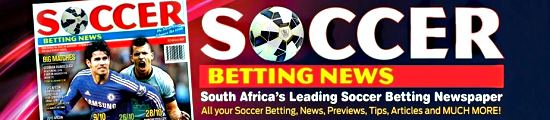 Soccer Betting News Banner, Soccer betting tips and previews
