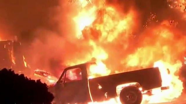 Disaster :50 victims for the deadliest wildfire in the history of the California state.