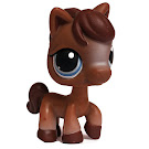 Littlest Pet Shop 3-pack Scenery Horse (#337) Pet