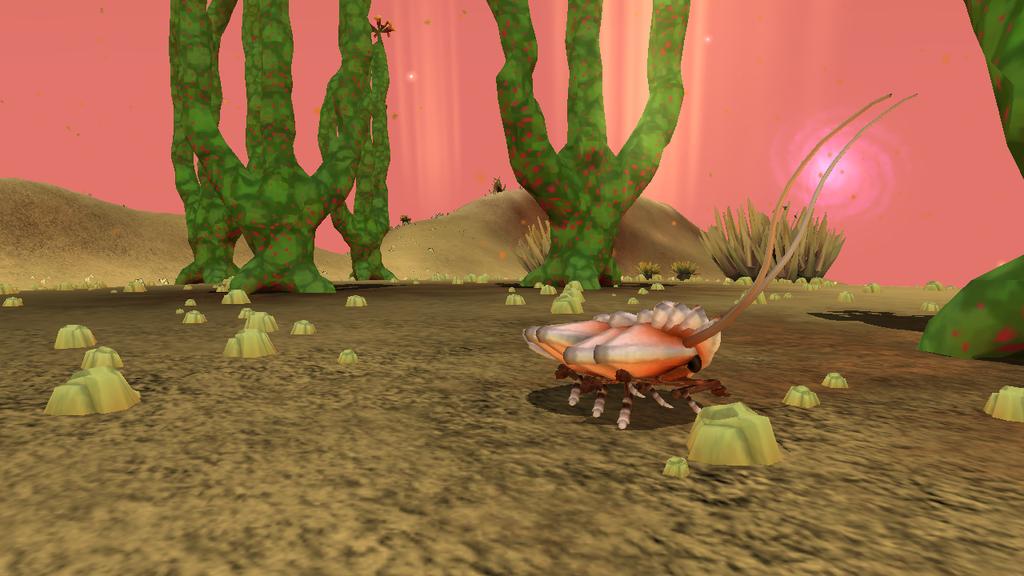Criaturas del planeta Val-Dor II ~Spore Galaxies: The Fallen Spore_27-05-2012_16-30-39_zpscntmztzr