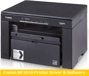 Canon mf3010 scanner drivers