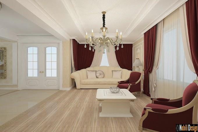 Design interior casa stil clasic Bucuresti - Arhitect interior Bucuresti