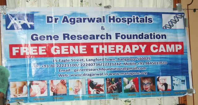 Dr Sunita Rana Agarwal of Dr Agarwal Hospitals conducted Free Eye and Gene Therapy Medical Camp for Vidhana Soudha officials Bangalore. The camp was inaugurated by Shri. K B Kodiwal, Honorable speaker Karnataka Legislative Assembly.