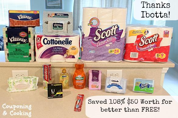Tobins' Tastes: $50 Worth of Free Stuff From Walmart With