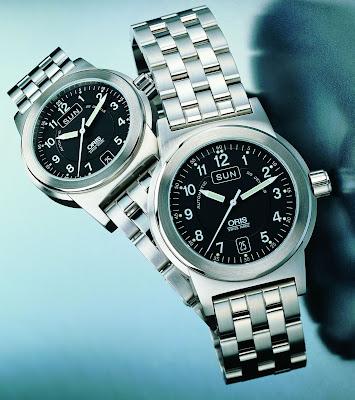 Oris Big Crown 3 Automatic watch