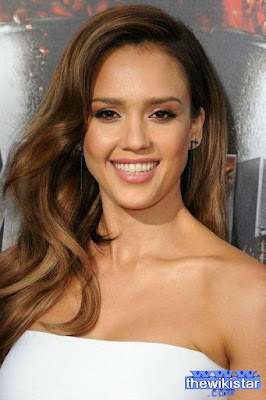 Jessica Alba, American actress, was born on April 28, 1981.