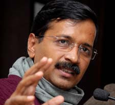 Rahul Gandhi has the guts to take on the Prime Minister New Delhi: Kejriwal