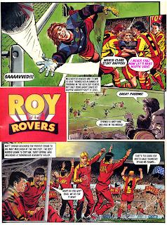 Roy's Coma