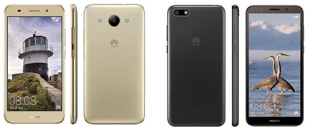 Huawei Y3 Y5 Prime (2018)