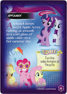My Little Pony Applejack Equestrian Friends Trading Card
