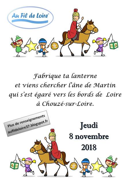 Été de la Saint-Martin pour les enfants à Chouzé-sur-Loire