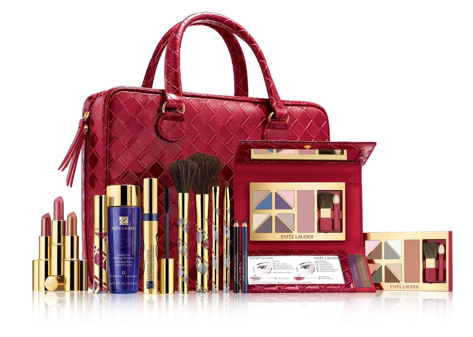 Available from among others, Myer, David Jones, and Estee Lauder online