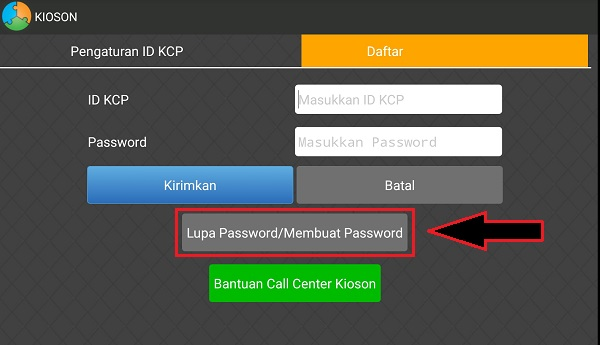 Mengubah Password - Blog Mas Hendra