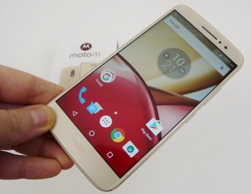 Spesifikasi Motorola Moto M