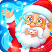 Farm Snow: Happy Christmas Story With Toys & Santa Unlimited (Cookies - Candies) MOD APK