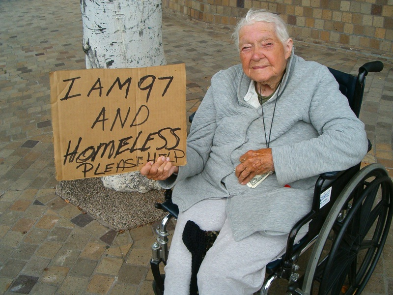 Image of: Images Being Poor And Elderly Am Cam Jr Am Cam Jr Being Poor And Elderly