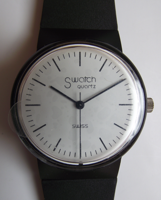 Early Swatch prototype