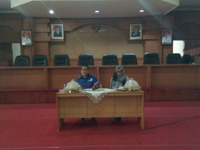 Rapat Penyambutan Jamaah Haji, Pemda Soppeng Larang Keluarga Menjemput di Asrama Haji