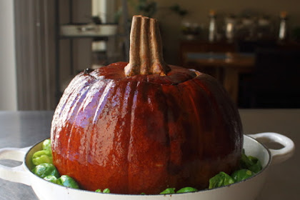Pig in a Pumpkin – Trick and Treat