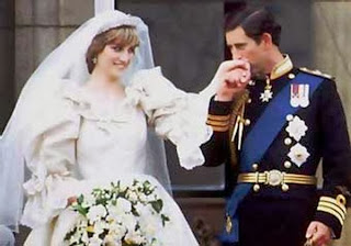 Lady Diana wedding images