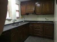 piso en venta calle navarra castellon cocina