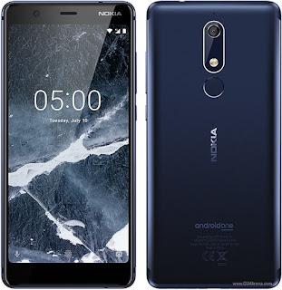 Nokia X5 Front