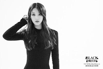 Lagu debutnya tersebut merupakan bab dari mini album pertamanya First Love Profil, Biodata, Fakta CLC