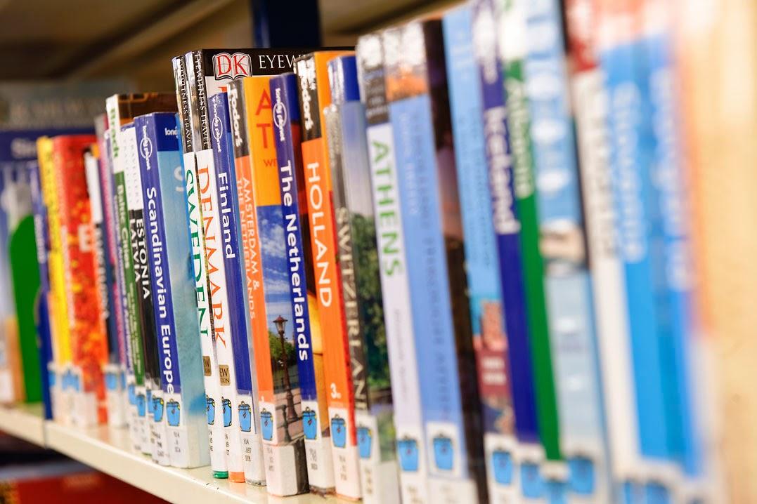 Libros para viajar a Tailandia