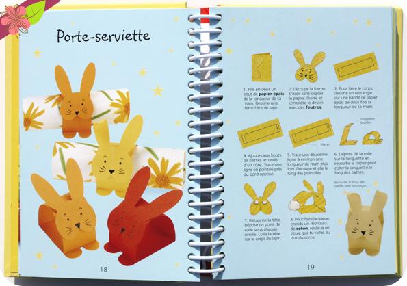 50 activités pour Pâques - éditions Usborne