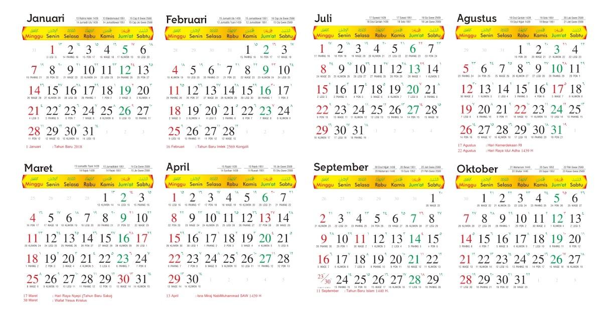 Download Kalender 2020 Vector Cdr ~ Kardrus