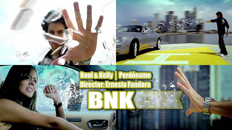 Boni & Kelly (BNK) - ¨Perdóname¨ - Videoclip - Director: Ernesto Fundora. Portal Del Vídeo Clip Cubano