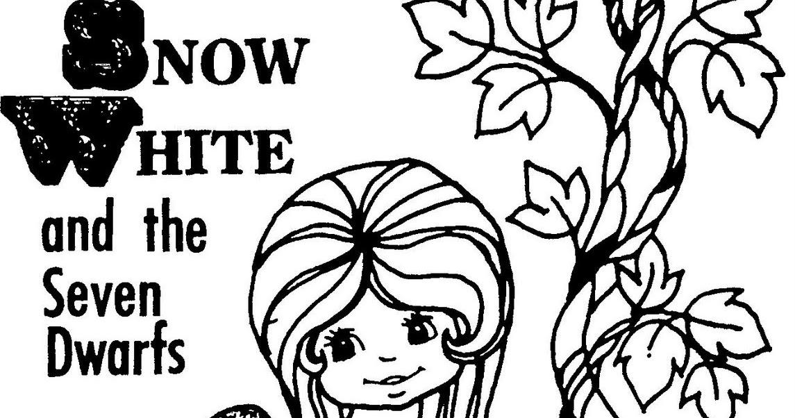 Atividade Para Imprimir: Desenhos Para Colorir Da Branca