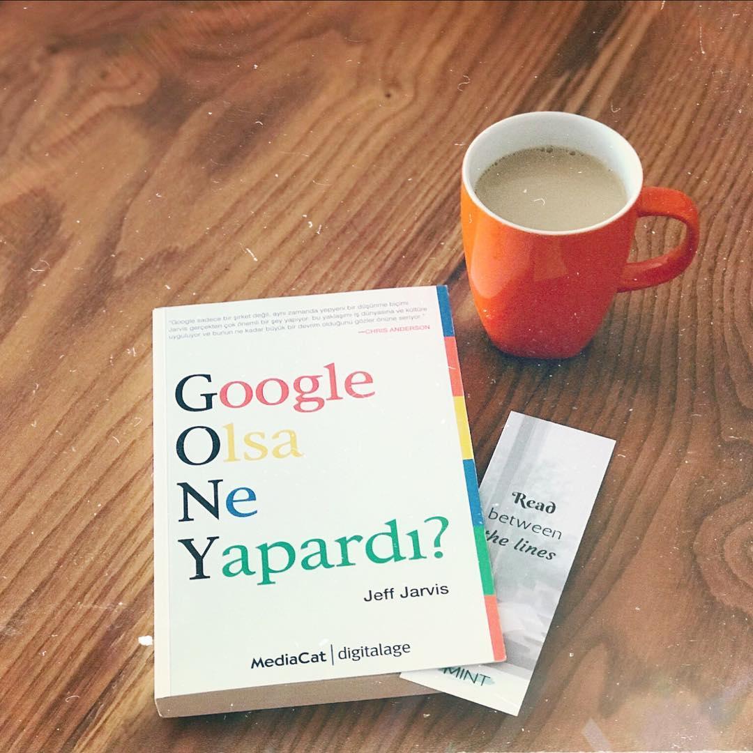 Google Olsa Ne Yapardi? (Kitap)