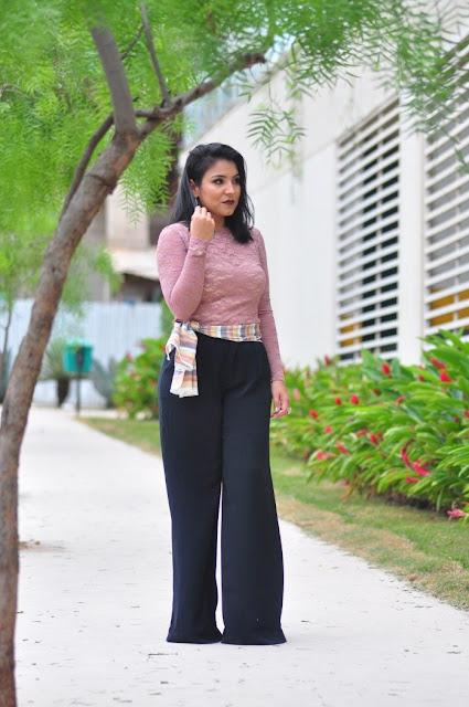 A calça pantalona: dicas para usar no trabalho - e onde você quiser!