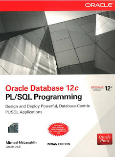 4 Books to learn Oracle PL/SQL Programming