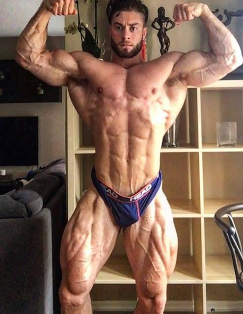 Beautiful guy body worship 2